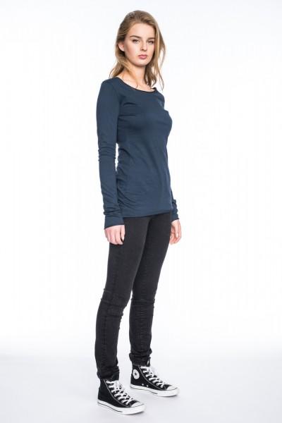 Langarm Shirt ARISTA aus 100% Bio-Baumwolle DBL GOTS zertifiziert