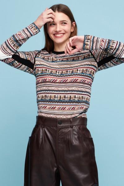Langarm Pullover INASA