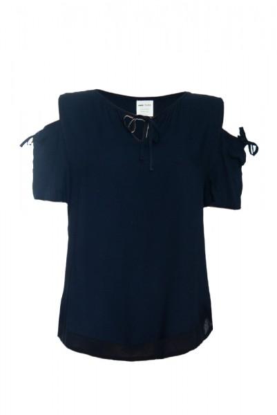 Oversize Bluse ONIX in T-Shirt Schnittform