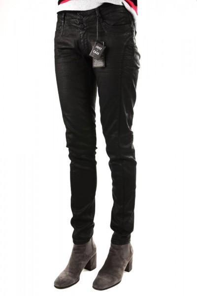 Lange Jeans Mila in Lederoptik 36 und 38 Inch