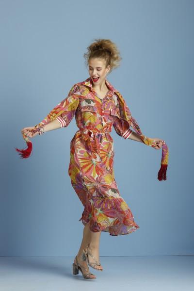 Langes Kleid Splendido