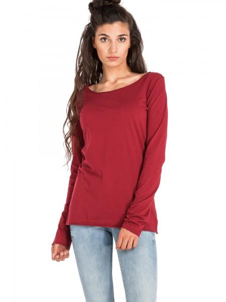 Langarm Shirt ARISTA aus 100% Bio-Baumwolle BRD GOTS zertifiziert