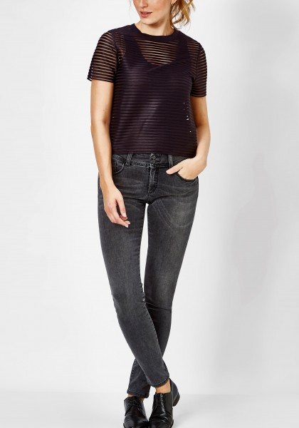"Lange Jeans LUCY 36"" Shape Denim"