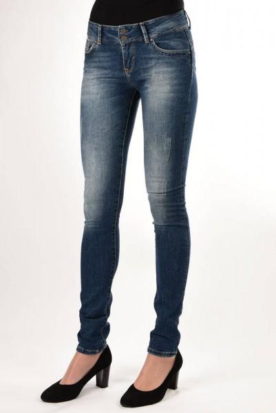 Lange Skinny Jeans Melinda 36 Inch