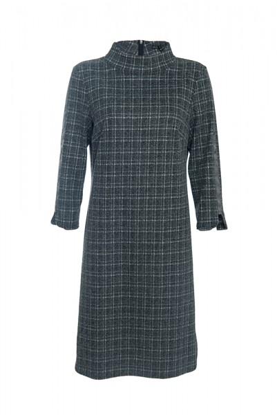 Kleid Kib in Karooptik