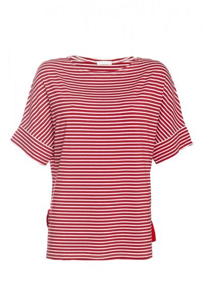 Oversize Shirt mit Streifen