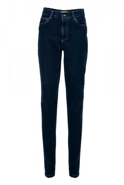 Lange High Waist Mom Fit Jeans GRETA in 36 Inch