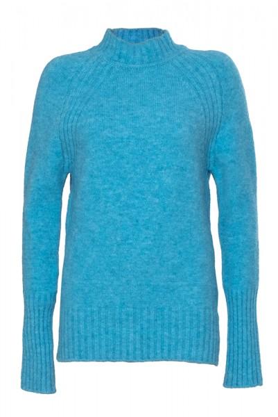 Pullover FLANEL mit Stehkragen