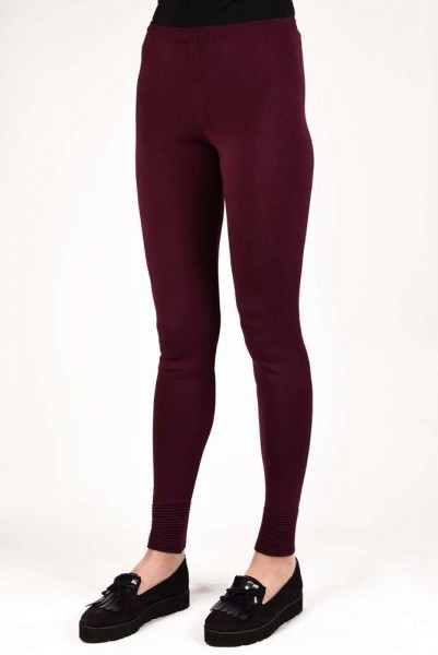 Strick-Leggings