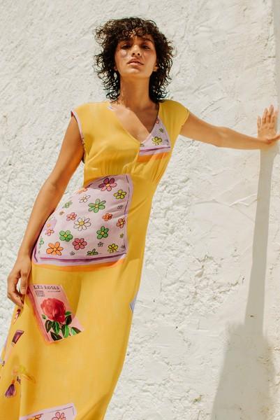 Leichtes Sommerkleid ANIS