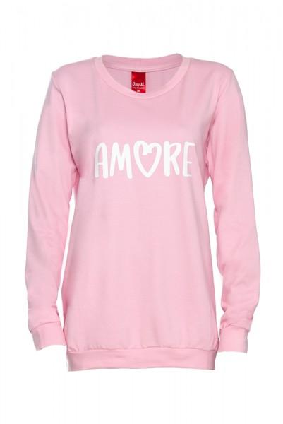 Oversize Sweatshirt Amore Punty