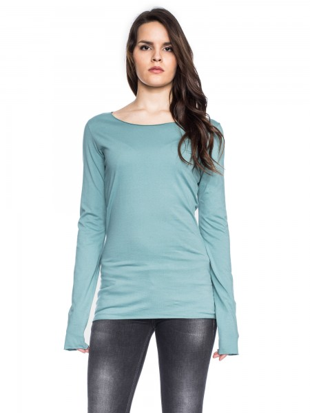 Langarm Shirt ARISTA aus 100% Bio-Baumwolle HBL GOTS zertifiziert